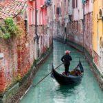 La belleza de Venecia en el silencio del invierno