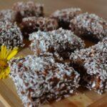 Lamingtons: una receta de chocolate