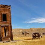 Bodie, la ciudad fantasma estadounidense