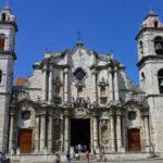 Catedral de San Cristóbal y otras iglesias de La Habana