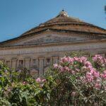 Mosta en Malta - Rotonda con el milagro de Malta