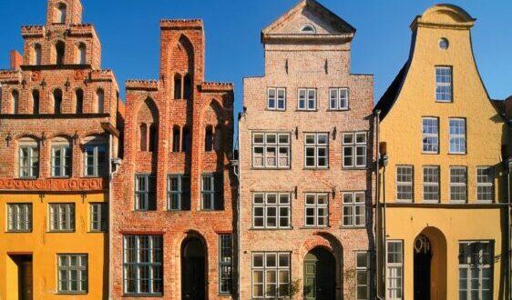 Fundada en 1143, Lübeck fue considerada una ciudad líder en arquitectura y comercio internacional.