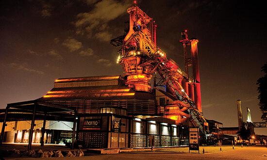 Horno 3, la Torre Eiffel regiomontana
