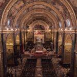 Concatedral de San Juan en La Valeta: una perla del Barroco, Caravaggio y la Orden de Malta