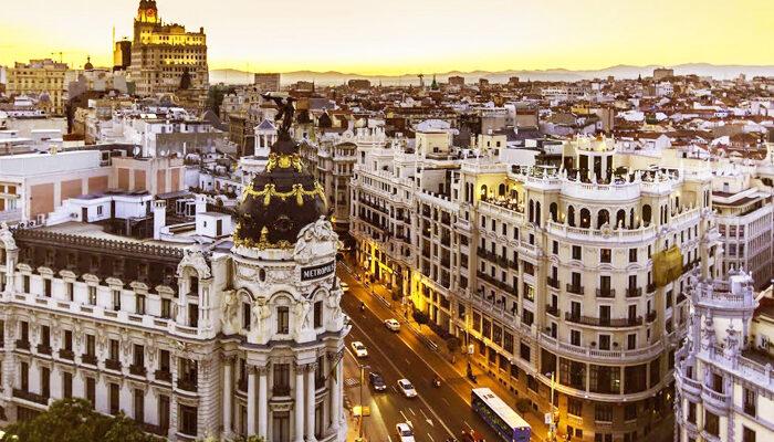 Los 10 mejores lugares para visitar en España: Madrid