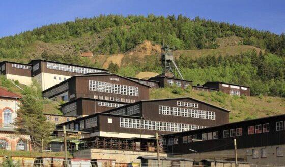 Patrimonio Mundial de la UNESCO: Las minas de Rammelsberg, Goslar, Harz, Baja Sajonia, Alemania