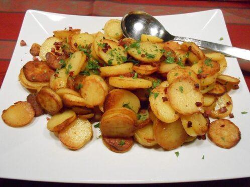 Resultado de imagen de Bratkartoffeln