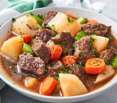 comida típica irlandesa