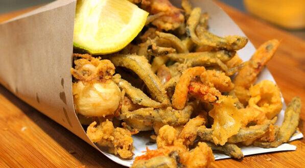 Resultado de imagen de Pescaito frito
